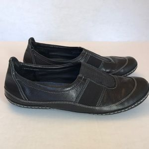 Cole Haan G Series Nike Air Slip On Shoes 9B